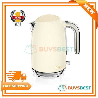 `Swan Fearne 1.7 Litre Quiet Boil Jug Kettle In Honey - SK34030HON
