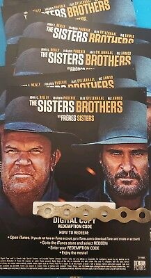 The Sisters brothers  Canadian Digital movie code only