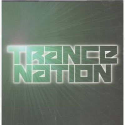 TRANCE NATION Various CD UK Ministry Of Sound 2002 36 Track 2 Disc EX/VG+