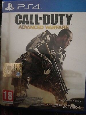 Call Of Duty Advanced Warfare - Ps4 - Playstation 4