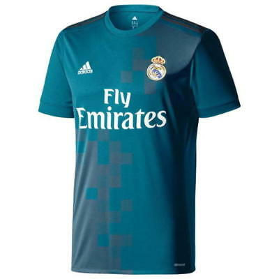 54a117a306 Adidas Real Madrid 15 Set of Soccer Team Uniform 2017-18 Third Kit