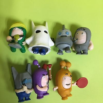 Oddbods Minifigures 50 to Collect Choose Your Little Hero FIgure