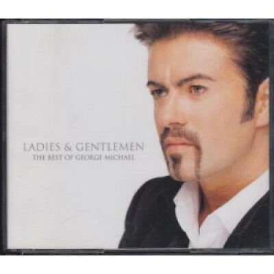 GEORGE MICHAEL Ladies And Gentlemen: The Best Of George Michael DOUBLE CD
