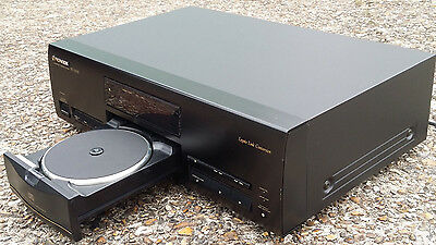 Pioneer PD-S703 CD Player Legato Link Stable Platter Mechanism Remote Control