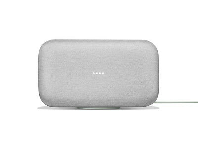 Google Home Max - Chalk - Brand New - FREE SHIPPING