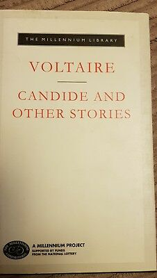 Voltaire Candice and other stories   (Hardback, 1994)