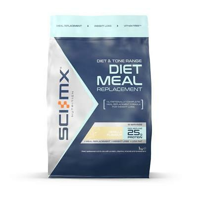 SCI-MX Nutrition Diet Meal Replacement Lean Protein Powder Shake 1Kg 25G Per Ser