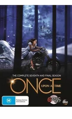 Once Upon A Time Season 7  Australian Release Region 4  Brand New & Sealed
