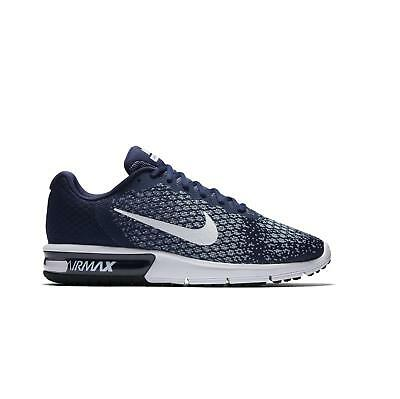 HOMMES NIKE MAX Sequent 2 Blue Baskets 852461 400 Eu 11