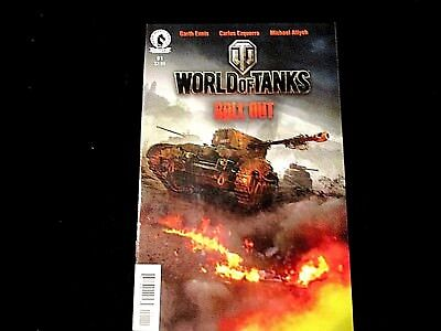 World of Tanks: Roll Out #1 - NM -  Ennis Script!