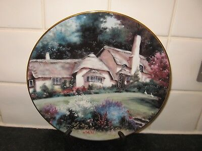 English Country Cottages  Plate  -  Lorna Doone Cottage -   Hamilton
