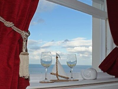 3 Nights rental of self-catering apartment in Whitby from Fri 1 Feb 2019