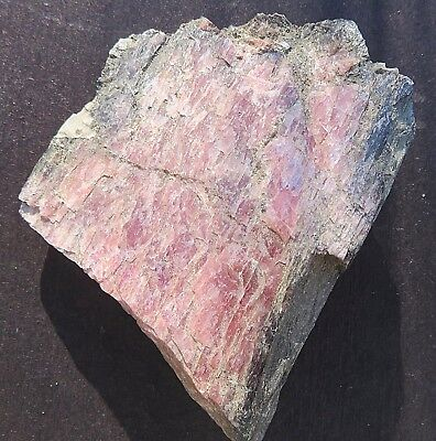 MILL SITE  RHODONITE  : THE MILL SITE - Franklin, N.J.