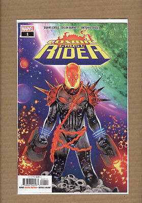 COSMIC GHOST RIDER #1 1st Print Donny Cates COVER A Marvel Comics
