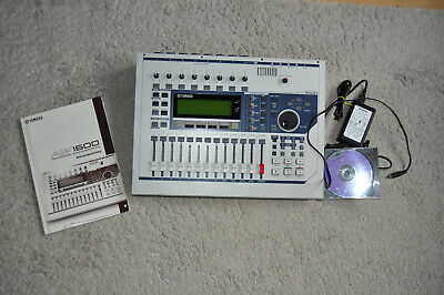 Yamaha AW1600 Digital Audio Workstation