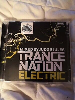 Ministry Of Sound - Trance Nation Electric (2 X CD ' Various Artists)
