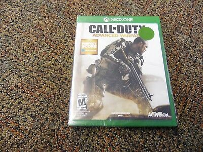 Call of Duty: Advanced Warfare (Xbox One/Xbox 360, 2014) Brand New!
