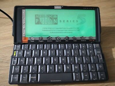 Psion SERIE 5  PDA