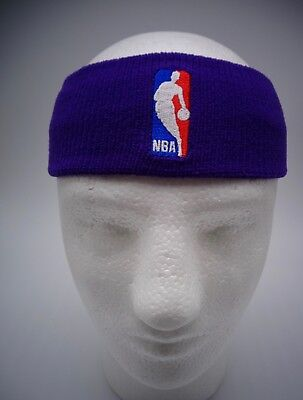 e537b95888e Nike Dri-Fit On Court NBA 2.0 Headband Field Purple Mens Women s