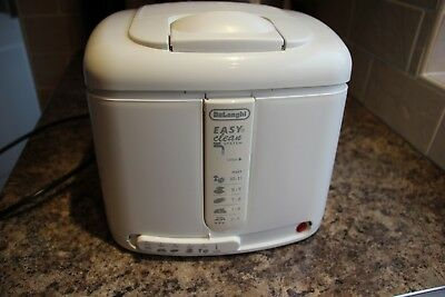 Delonghi deep fryer easy clean system F-260-E9