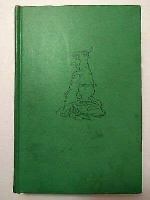 Billy Mink Smiling Pool Series Thornton W. Burgess HC 1924