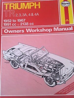 Triumph Owners Worshop Manual