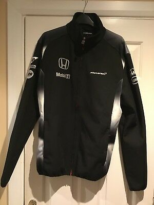 Official McLaren Honda jacket size L - Worn once