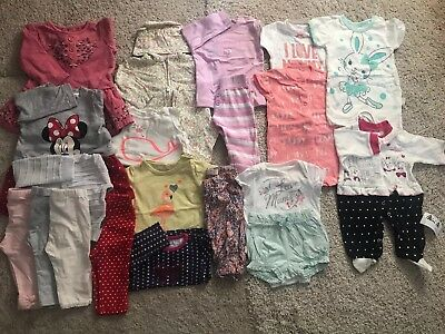 Baby Gap Girl 3-6 Months Clothes Mothercare / Next / Zara / Mammas And Papas