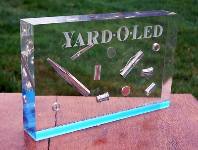 Yard-O-Led Counter Display. Original