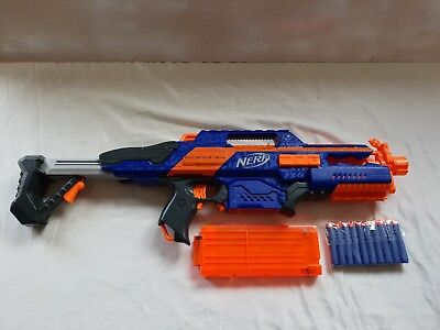 nerf n-strike elite rapidstrike cs-18 blaster new bullets