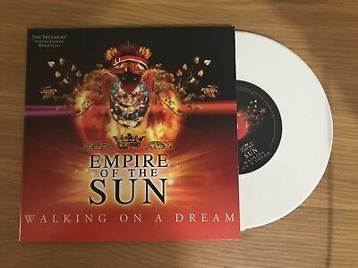"""Empire Of The Sun - Walking On A Dream - 7"""" Single - UNPLAYED - Discount For 2+"""