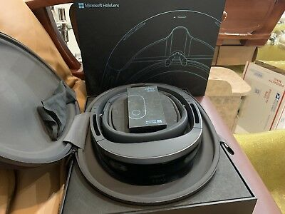 Microsoft HoloLens Development Edition Virtual Reality Goggles Headset
