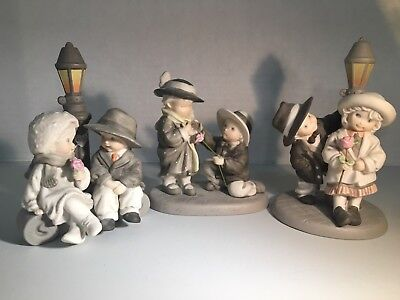 Pretty as a Picture Kim Anderson Figurines 175331 292133 201782 Love Flower Rose