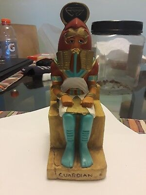 Luxor Las Vegas Guardian Figurine from Gift Shop, 1995