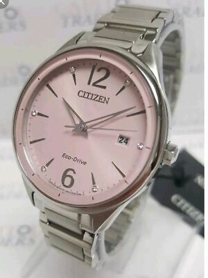 New without tag Women's CITIZEN ECO-DRIVE Watch..FE6100-59X.....Reloj de Mujer M