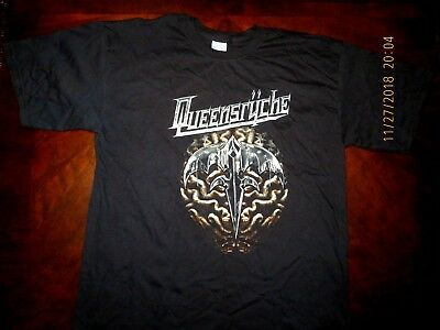 Queensryche 2005 World Tour Concert T-Shirt!! Size XL!!