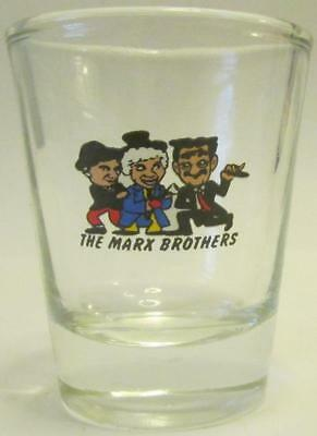 Up4Bid Very Nice The Marx Brothers 1/2 oz. Shot Glass