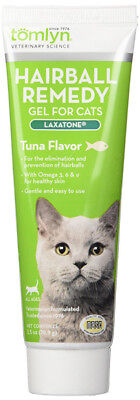TOMLYN - Laxatone Tuna for Cats - 2.5 oz. (70.9 g)