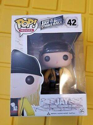 Funko Pop! - Movies - Jay and Silent Bob Strike Back - Jay #42