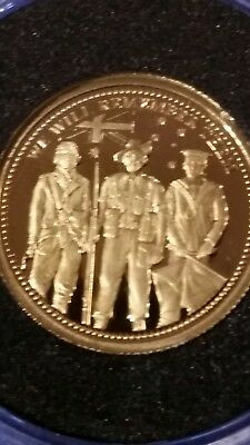 2 gram SOLID GOLD COIN IN 2013 WE WILL REMEMBER THEM COMMEMOTIVE COIN  ALBUM