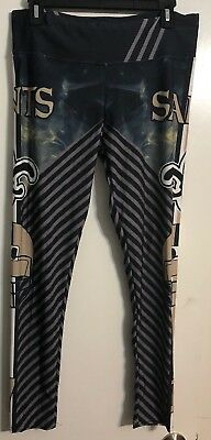 ... (4-16) Football Game Women Fan LA Cali.  21.99 Buy It Now 21d 7h. See  Details. New Orleans Saints Leggings Size XL Stretch Fitted Pants New Black  Gold 52cab7964
