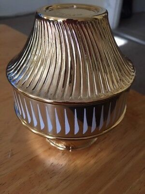 Avon Perfumed Candle Container