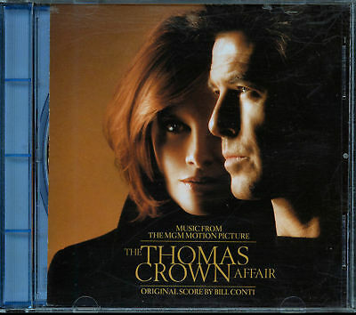 The Thomas Crown Affair (Music From The MGM Motion Picture) (CD, 1999, PANGÆA)
