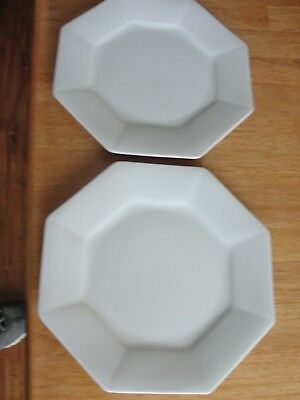 Two plates Harmony House China Lynette pattern