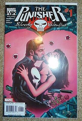 The Punisher Bloody Valentine Comic