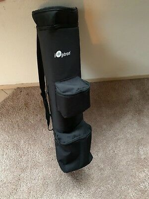 iOptron Top Loading Tripod Carry Bag for SkyTracker, ZEQ25, SmartEQ, MiniTower