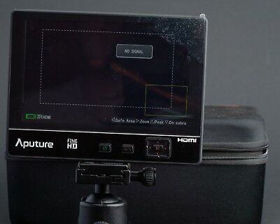 "Aputure VS-2 FineHD 7"" Field Monitor, still has protective film from factory"