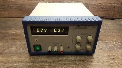 BK Precision 1665 Switching DC Power Supply 1-19Vdc 10A used
