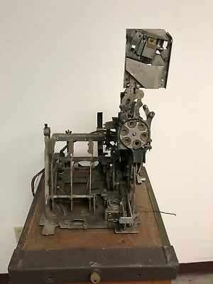 Pace Slot Machine Reel Mech For Parts Or Restoration