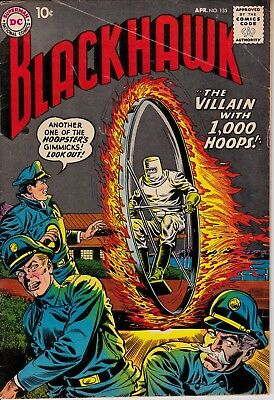Blackhawk #135 Apr 1959
